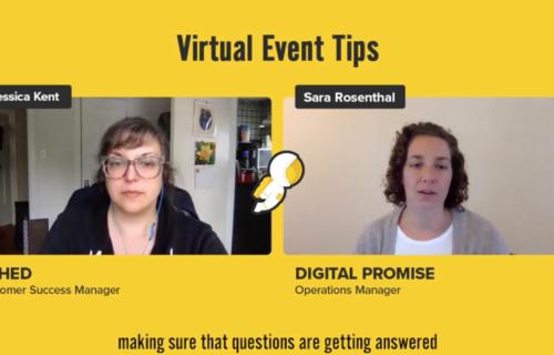 Educational Virtual Events