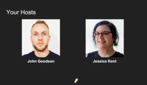 Virtual Event Hosts